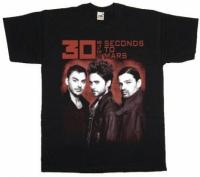 Футболка 30 Seconds To Mars Trio