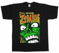 Футболка Rob Zombie
