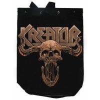 Рюкзак Kreator череп с рогами