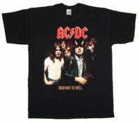 Футболка AC-DC - Highway To Hell