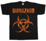 Футболка Biohazard Black