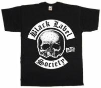 Футболка Black Label Society - Skull