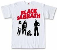 Футболка Black Sabbath - Masters Of Doom