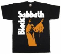 Футболка Black Sabbath - Vol 4