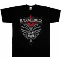 Футболка Black Veil Brides - This Heart Of Fire...