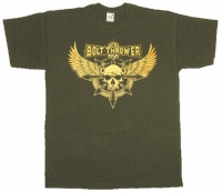 Футболка Bolt Thrower Olive