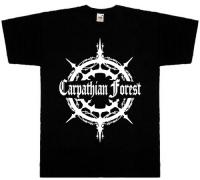 Футболка CARPATHIAN FOREST- Evil Egocentrical Existencialism
