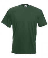 Футболка мужская темно-зелёная