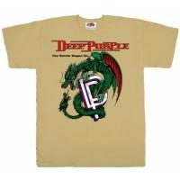 Футболка Deep Purple - The Battle Rages On... хаки