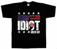 Футболка Green Day - American Idiot new