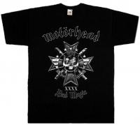 Футболка Motorhead - Bad Magic