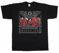 Футболка AC-DC - Black Ice