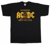 Футболка AC-DC - High Voltage