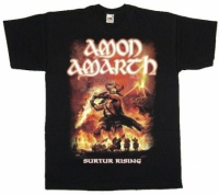 Футболка Amon Amarth - Surtur Rising