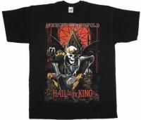 Футболка Avenged Sevenfold - Hail To The King
