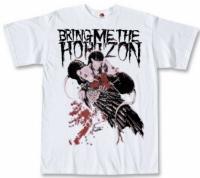 Футболка Bring Me The Horizon - Rats White