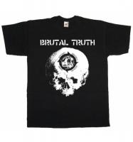 Футболка Brutal Truth - Distort Destroy Noise Evolve