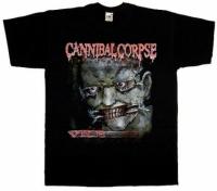 Футболка Cannibal Corpse - Vile