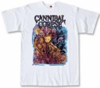 Футболка Cannibal Corpse White