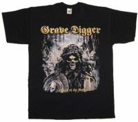 Футболка Grave Digger - Clash Of The Gods