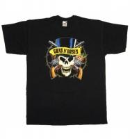 Футболка Guns N Roses - Skull