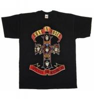 Футболка Guns N Roses - Appetite For Destruction
