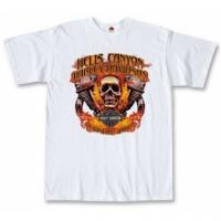 Футболка Harley Davidson - Hells Canyon White