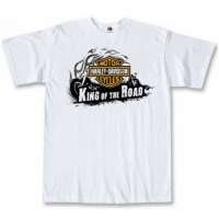 Футболка Harley Davidson - King Of The Road