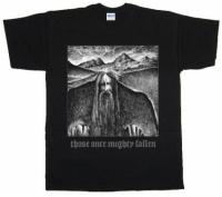 Футболка Hate Forest - Ildjarn - Those Once Mighty Fallen