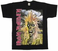 Футболка Iron Maiden - 1980