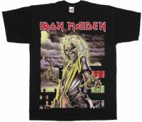 Футболка Iron Maiden - Killers new