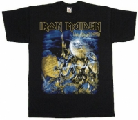 Футболка Iron Maiden - Live After Death