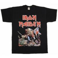 Футболка Iron Maiden - The Trooper