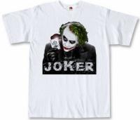 Футболка Joker с картой White