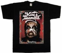 Футболка King Diamond - Conspiracy