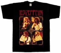 Футболка Led Zeppelin Band