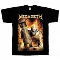 Футболка  Megadeth - Arsenal Of Megadeth