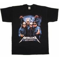 Футболка Metallica - Death Magnetic Band