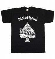 Футболка Motorhead - Ace Of Spades