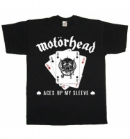 Футболка Motorhead - Aces Up My Sleeve