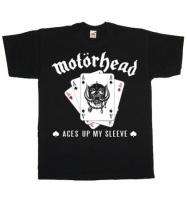 Футболка Motorhead - Aces Up My Sleeve