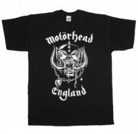 Футболка Motorhead - England