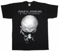 Футболка Philip Anselmo