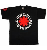 Футболка Red Hot Chili Peppers Black
