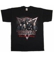 Футболка Scorpions - The Final Sting