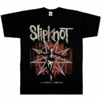 Футболка Slipknot - .5: The Gray Chapter