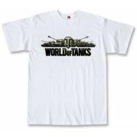 Футболка World Of Tanks White