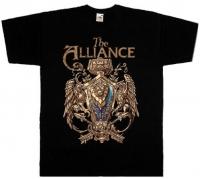 Футболка World Of Warcraft - The Alliance черная
