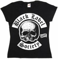 Футболка женская Black Label Society