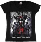 Футболка женская Cradle Of Filth - Darkly, Darkly, Venus Aversa